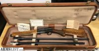 For Sale/Trade: 1961 Browning Twenty Auto-5 w Suitcase
