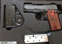 For Sale: Sig Sauer P238, 380acp, Nitron