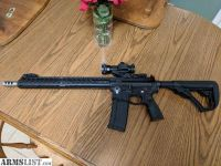 For Sale: 300 AAC Blackout AR-15