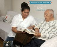 Start your career as a Certified Nurse Assistant
