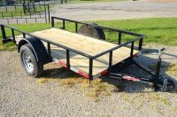 2017 Other 5x10 Utiltiy Tilt Trailer Utility Trailers Chanute, KS