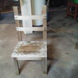 Chair that was used outside