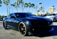 2010 Chevrolet Camaro 2SS SUPERCHARGED CUSTOM!!