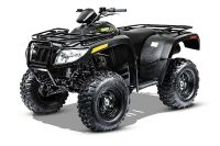 2017 Arctic Cat VLX 700 Utility ATVs Gaylord, MI