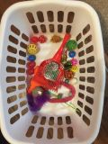 Assortment of cat toys/supplies $1/all
