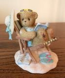 Retired Cherished Teddy 4001252 - Dottie - 'Soak Up The Sun And Have Some Fun'