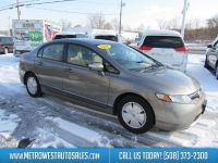 2008 Honda Civic Hybrid w/Navi 4dr Sedan