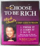 """Rich Dad, Poor Dad Program 3 Step Guide to Wealth Course """"MAKES A GREAT GIFT"""" MAKE ME A REASONABLE OFFER!!!"""