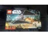 Star Wars Lego Tie Striker