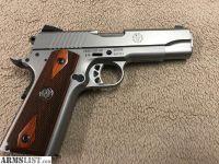 """For Sale: Ruger SR1911 .45 acp 4.25"""" barrel"""
