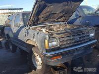 1988 Chevrolet S10 Blazer
