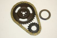 Buy Small Block Chevy Single Roller Timing Chain & Gears Set 1987-95 Thrust Bearing motorcycle in Melbourne, Florida, United States, for US $49.99