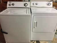 Washer and dryer set $300
