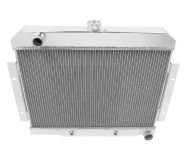 Find 1971 1972 1973 Jeep CJ / Chevy V-8 MC1919 Champion 4- Row Aluminum Radiator motorcycle in Riverside, California, United States, for US $284.99