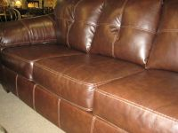 $300,150, Brown leather sofa$300 and 42 TV stand$150 , both in mint condition, available for sale