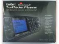 Uniden BCD996P2 APCO Phase 1 & 2 Digital TrunkTracker V