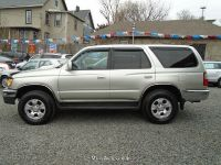 1999 Toyota 4Runner SR5 4WD 5-Speed Manual