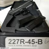 For Sale/Trade: HARD TO FIND OFF ROSTER SIG P227R-B