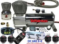 Buy VoltAirMax DC680C 200psi Air Compressor 3.53CFM 7Switch/Bags/Stainless Tank motorcycle in Mesa, Arizona, United States, for US $359.90
