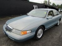 1996 Lincoln Continental 4dr Sdn