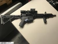 For Sale: AR-15-Completly Done. Rare 16 1/8 5R twist barrel