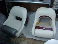 Purchase Brand New Boat Furniture * Captain's Chair Bucket with Bolster * Choice of ONE motorcycle in Coldwater, Michigan, US, for US $300.00