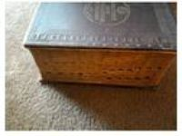 old antique Webster's international dictionary
