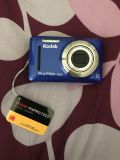 Kodak Pixpro FZ53 Blue Digital Camera