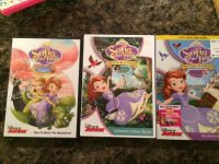 Sofia the First DVDs