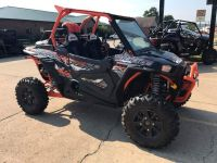 Polaris RZR 1000 side by side