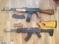 For Sale: Norinco mak-90 Romanian GP AK-47