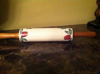 Hand painted Rolling Pin