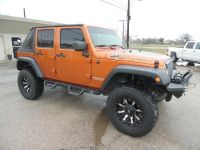 2010 Jeep Wrangler Unlimited 4WD 4dr MOUNTAIN EDITION