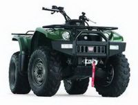 Sell Warn 83965 ATV Front Bumper 10 KRF750 Teryx KRF750 Teryx Sport motorcycle in Naples, Florida, US, for US $397.51
