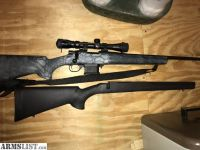 For Sale: Brand new Howa Mini Action Krytec Typhoon 222 with extra stock