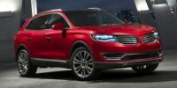 2018 Lincoln MKX Reserve (Ivory Pearl)