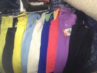 Small workout shirts (nike, adidas  misc brands)