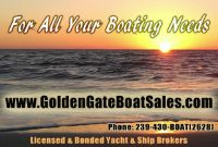 Free Yacht & Boat Search at GOLDEN GATE BOAT SALES