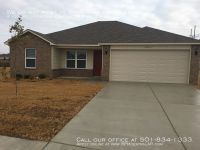 12413 Solandra Circle, North Little Rock AR 72117 - New Construction 3br 2ba Faulkner Crossing