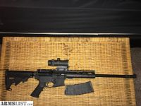 For Sale: AR 15 300 blk blackout AAC 16""