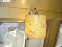 Lamp Shade for American Conversion (EZ) Campers