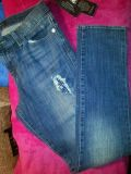 Rock republic really cute blue jeans never worn still has tags size 10 m retails for 88 excellent condition