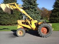 CASE 530 Construction King Loader Tractor
