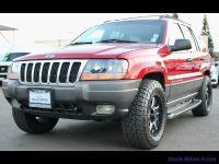 2001 Jeep Grand Cherokee Laredo 4dr Laredo