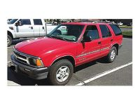 1995 BLAZER GOOD CONDITION, $3000 OBO. 509-750-6539.