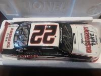 Authentic autographed diecast collectible