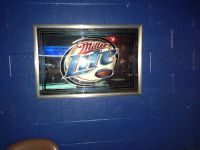 MILLER LIGHT MIRROR