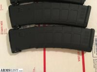 For Sale: (6) PMAG 40rd AR-15 5.56 Mags