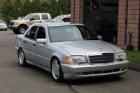 1998 Mercedes-Benz C-Class C43 AMG (Silver)
