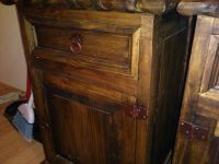 $165, 2 wooden night stands